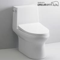 대림바스 원피스형 욕실 양변기 / 화장실 변기
