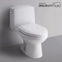 대림바스 투피스형 욕실 양변기 / 화장실 변기