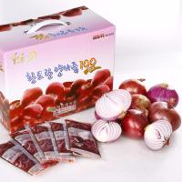 저온착즙 국내산 무안 황토 빨간양파즙 100팩
