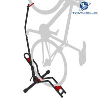 트레벨로 3중 맞춤피팅 실내 자전거거치대