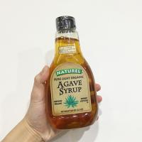 100% 네추럴 나뚜렐 유기농 아가베 시럽 660g x 2개 아기이유식 설탕 요리당 대용