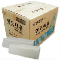 무형광 키친타올 겸용 페이퍼 핸드타올5000매