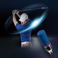 위너스피릿 미라클201 골프 스윙 연습기 자세