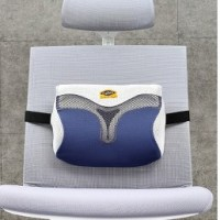 의자등받이쿠션 허리쿠션 메모리폼 사무실