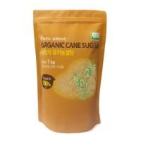 자연미가 비정제 유기농 갈색설탕 1kg-5kg