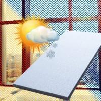 창문단열재 유리창단열재 창문형에어컨가림막