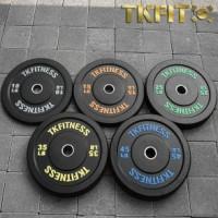 TKFIT범퍼플레이트세트10~45 바벨중량원판