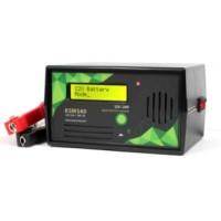 에너캠프 KSM540 자동차 스마트충전기 차량용 배터리 충전기 밧데리 충전기 12V/24V 국내제조 A/S 가능