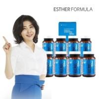 [여에스더 유산균]블루 8병(16개월)+프리바이오틱스 1박스