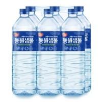 [동원]샘물 생수 2L x36병 (6병x6개)