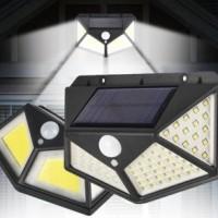 태양광 센서등 LED 태양열 벽부등 벽등 전등 정원등 현관 계단 실외 전구 야외 조명