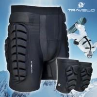 트레벨로 스키 스노우보드 엉덩이&무릎 보호대