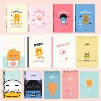 카카오프렌즈 카카오노트 공책 노트 수첩 종합장