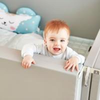 보니타베베 아기침대 하이가드 범퍼침대 베이비룸