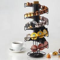 빈플러스 홈카페 멀티 캡슐 커피 보관함 홀더 거치대 집들이선물