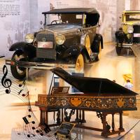 제주 세계자동차&피아노박물관 입장권 / 제주도 세계 자동차 박물관 실내 관광지 아이와 가볼만한 곳