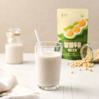 1am 알뜰 두유 고칼슘 190mlx40개 콩 단백질 식사대용 멸균