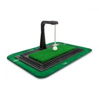 위너스피릿 리얼 스윙 300 골프 연습기 자세