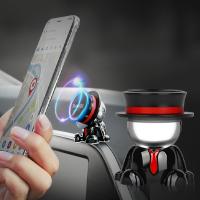 차량용 마그네틱 휴대폰 거치대 스마트폰 자석