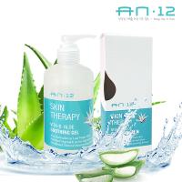 [2+1] 수분충전 피부진정 마스크트러블케어 알로에베라잎수90% 에이엔12 비타비 알로에 수딩젤 300ml