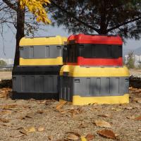 수납정리함 스토리지박스 하드케이스 접이식 폴딩박스 35L, 40L, 65L, 70L