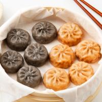 가벼운 칼로리 통밀당 닭가슴살 김치 만두 2종