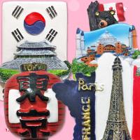 500종 여행 세계 냉장고자석 마그넷 마그네틱