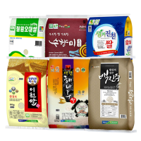 쌀20kg 진천쌀 수향미 고시히카리 농협쌀모음