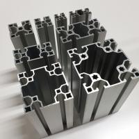 알루미늄 프로파일 20 30 40 60 80 시리즈 절단 가공 제작 부품 축양장 대영알미늄 경희알미늄 진열장 차박용 부스 대차
