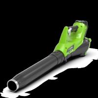 그린웍스 40V 엑시얼 충전 브로워 송풍기 브러시리스 모터 5.0Ah 6.0Ah 배터리
