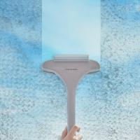 만능 청소브러쉬 베란다 유리 창문닦기 스퀴즈
