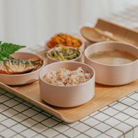 1인 2인 4인 도노 도자기 식기 그릇 세트