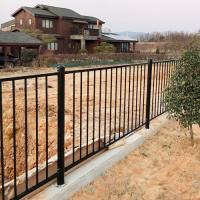울타리 휀스 펜스 2미터 난간 디자인 휀스(SZ 1001) 실외 난간 단독주택 정원꾸미기