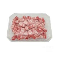냉동 대패 삼겹살 2mm 슬라이스 돌돌이 800g 수입 돼지고기 구이용 삼겹