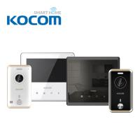 코콤 KCV-S701 초인종 패키지 7인치 4선식 아날로그 비디오폰 인터폰 도어폰 원룸 빌라 단독주택 아파트 셀프설치