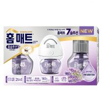 홈매트홈매트리퀴드홈솔루션훈증기+리필2개입