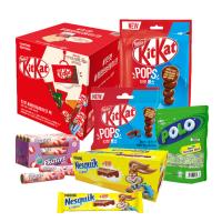 NEW) 킷캣 초콜릿 폴로 프루팁스 외 간식