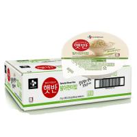 CJ 제일제당 햇반 발아현미밥 210g x 36개 48개 현미쌀밥