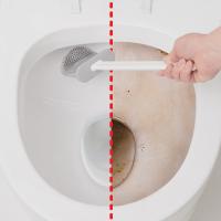 청소몬 초강력 실리콘 변기솔 초간편 화장실 변기청소