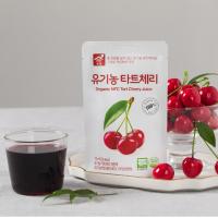 맑은농장 100%유기농 착즙 타트체리 원액주스