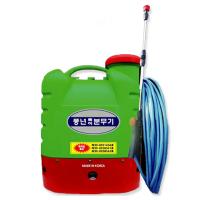 등에안메는 분무기 압축 충전식 농약분무기 살포기 농업용 농사용 강력분사 MR20L-1