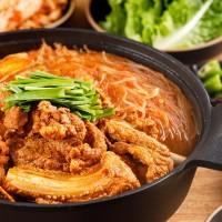 전주식 돼지 물 갈비 전골 찌개 국 2~3인분