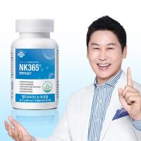 엔케이365 멀티비타민 종합 nk365 면역력 버섯 베타글루칸 아연 함유 영양제(600mg 120캡슐 1개월분 1병)