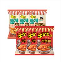 해태 신당동 로제떡볶이 출시! 110g x 6봉