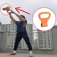 케틀벨그립 무게조절케틀 덤벨 아령 홈트레이닝 다이어트 크로스핏 휴대용 근력운동 유산소운동