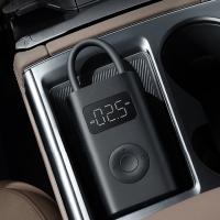 샤오미 미지아 휴대용 전동 에어펌프 1S (2세대) 공기주입기 자전거 튜브 퀵보드 차량용