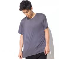 라이트 드라이 기능성 무지 쿨론 냉감 반팔 티셔츠(남녀공용,블랙 , 화이트 , 다크그레이 , 네이비)