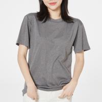 드라이 메쉬 기능성 쿨론 냉감 기본 반팔 티셔츠(남녀공용,5색,빅사이즈)