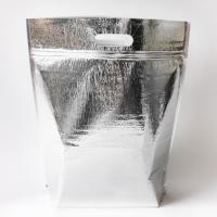 스텐드은박보냉백(손잡이형)대(340x300+50(mm))