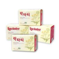 락타티 유기농 스틸티 3+1